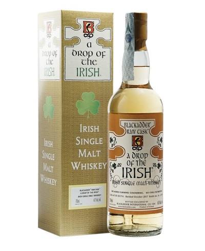 A drop of the Irish Single Malt Whiskey - CASK 2018-2