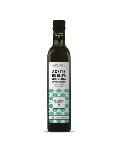 Olio extravergine di oliva con plancton 250 ml