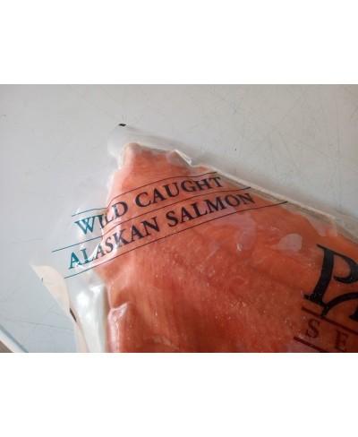 Sockeye salmone selvaggio 1 kg in filetto