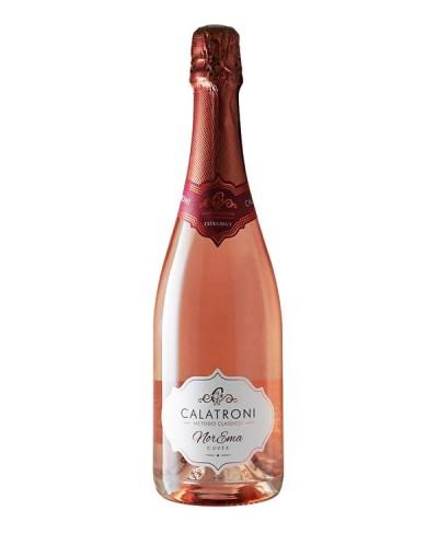Norema Extra brut rosato - Calatroni 2017