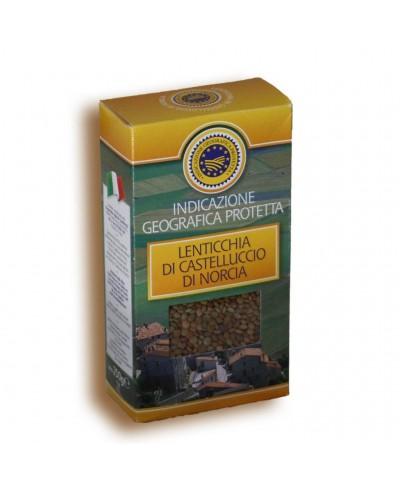 Lenticchie di Castelluccio da Norcia 250 gr