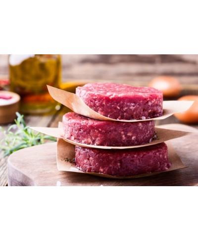 Hamburger per bbq 200 gr x 10 pezzi