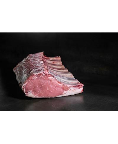 Cotoletta di vitello 3 kg senza colonna 6 ribs