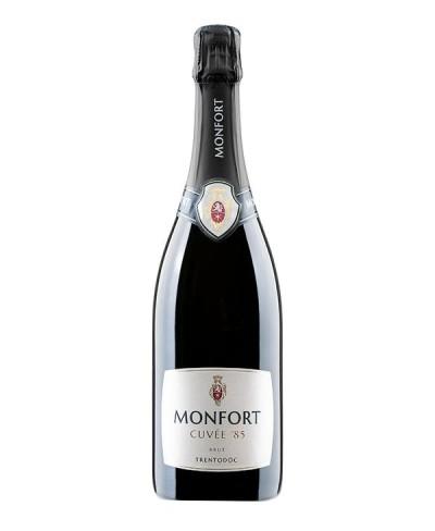 Brut Monfort Cuvee 85 Trentodoc - Casata Monfort N.V.