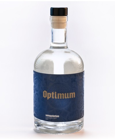 Optimum London Dry Gin - Semanterion