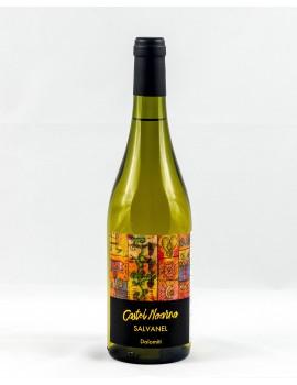 Salvanel vino bianco biologico - Castel Noarna 2018