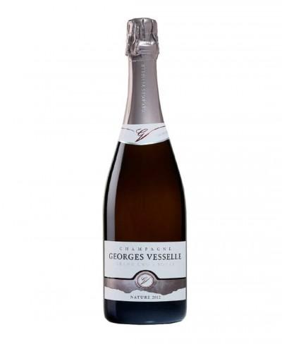 Brut Nature Grand Cru Millesimato Champagne Vesselle 2012