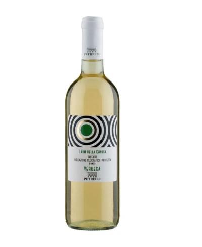 Verdeca Salento bianco I Vini della Chiusa di Petrelli 2019