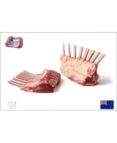 Carrè di agnello scalzato fresco Nuova Zelanda - 2 x 450 gr