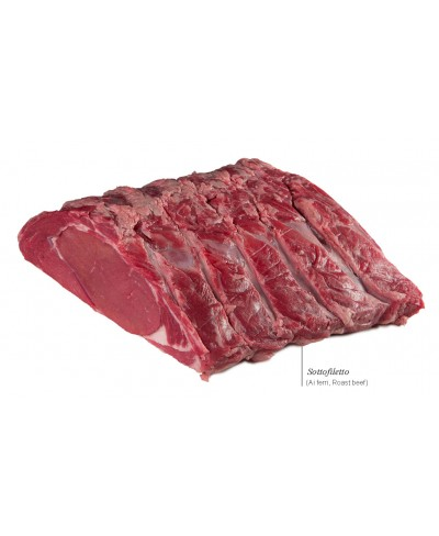 Roastbeef di carne bovina piemontese 4 kg