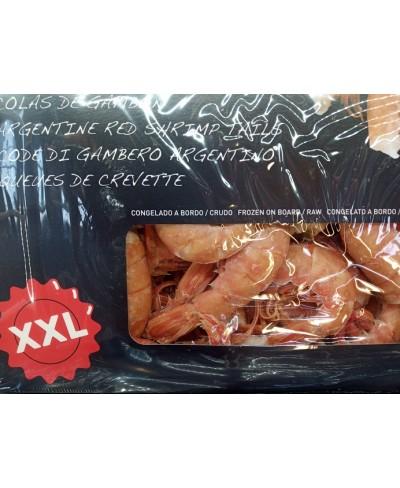 Coda di Gambero Argentina taglia xxl - 2 kg