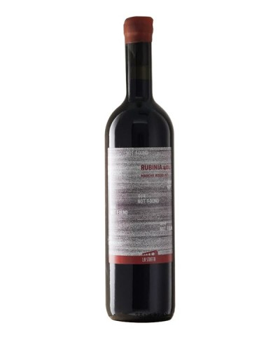 Marche rosso Rubinia 404 - La Staffa 2015