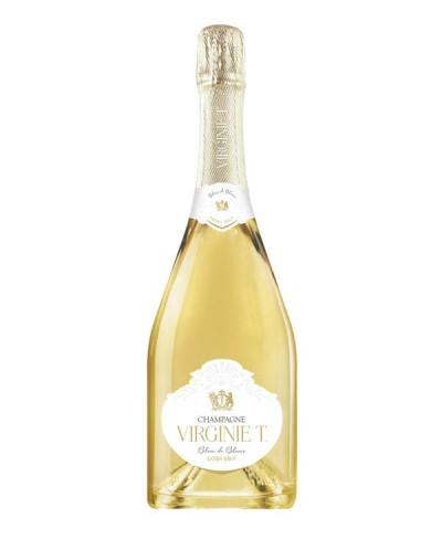 Blanc de blancs Champagne Virginie T. N.V.
