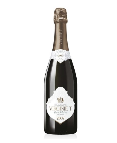 Brut Nature Vintage Champagne Virginie T. 2009