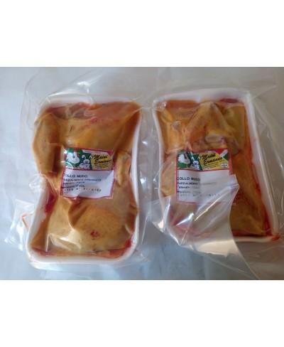 Pollo ruspante in 4 pezzi kg 1,600