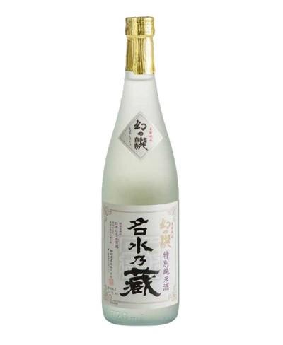 Sake Tokubetsu Junmai 720 ml Mikunihare Shuzo