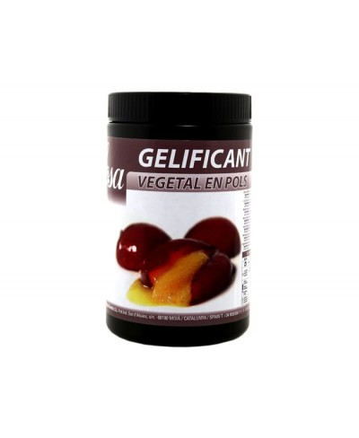 Gelatina vegetale in polvere 500 gr