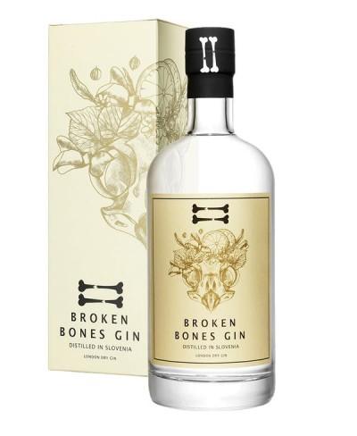 London dry Gin - Broken Bone
